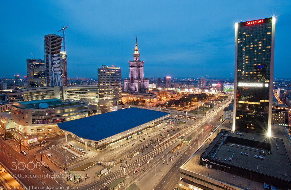 Photograph Warszawa Centralna by Lev Turnas on 500px