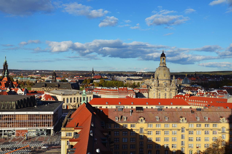 Photograph Dresden *-* by Julia Kaufmann on 500px
