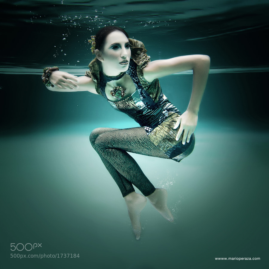 Foto Underwater, Costa Rica.