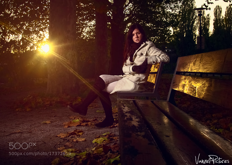 Photograph Sur un banc by Vanzet Pictures on 500px