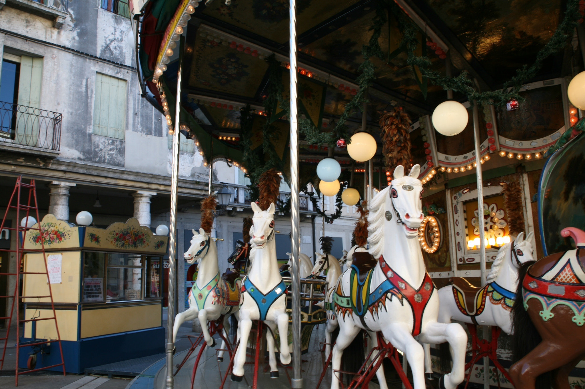 Photograph the carousel horses by Bruno Panieri on 500px