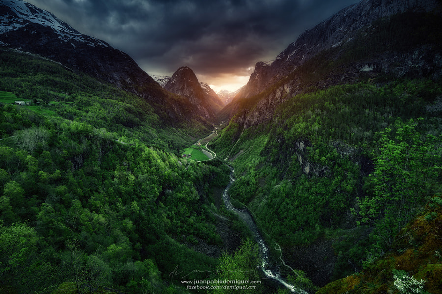 Stalheim 2.0 by Juan Pablo de Miguel on 500px.com