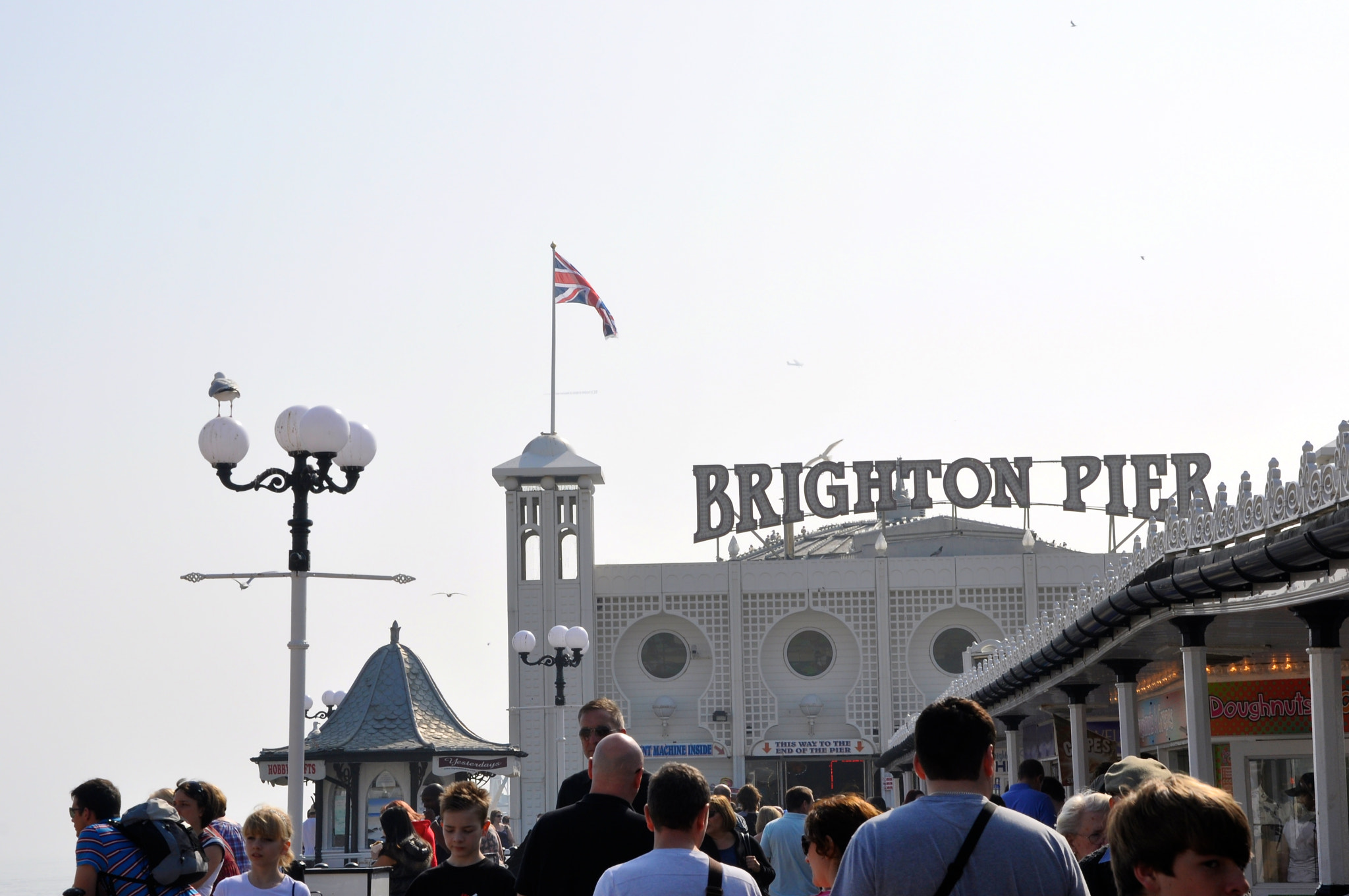 Photograph Brighton Pier by Firas AG on 500px
