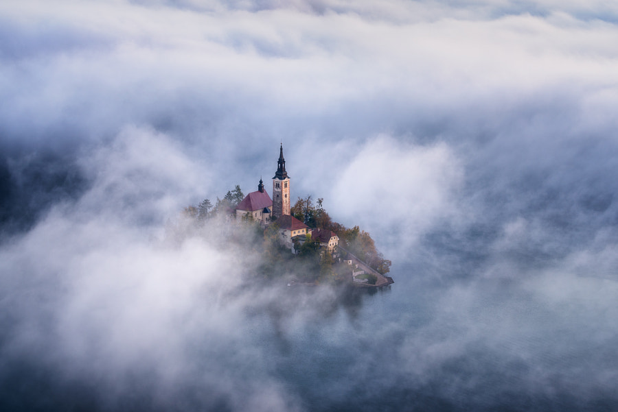 The Church in Heaven by Daniel on 500px.com
