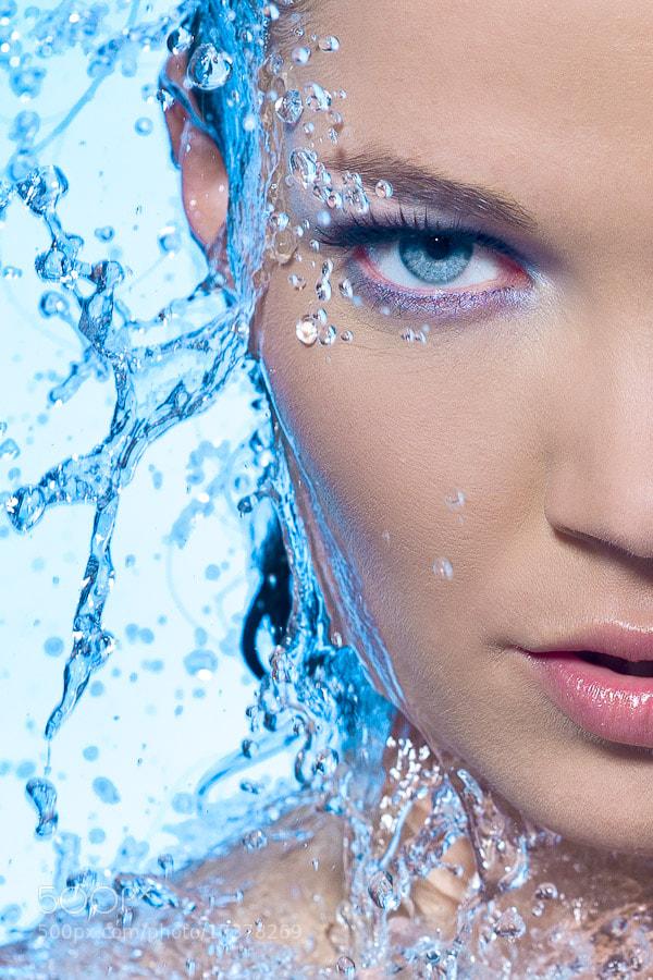 Photograph water portrait by Alexander Heinrichs on 500px