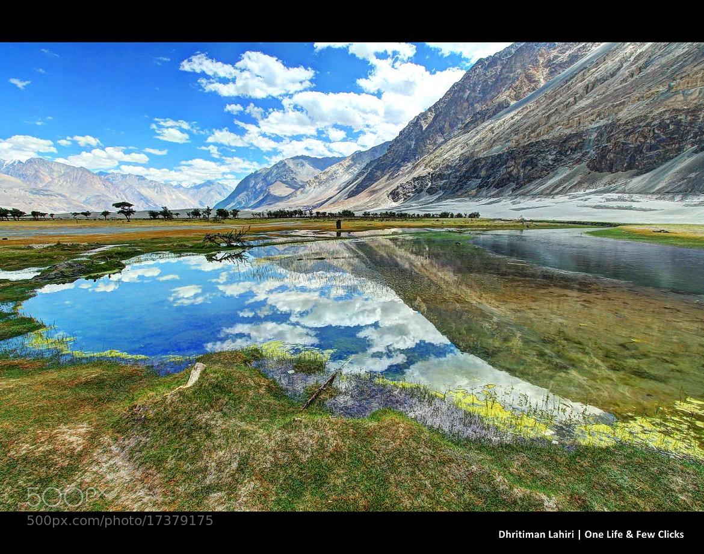 Photograph Hunder Sanddunes by Dhritiman Lahiri on 500px