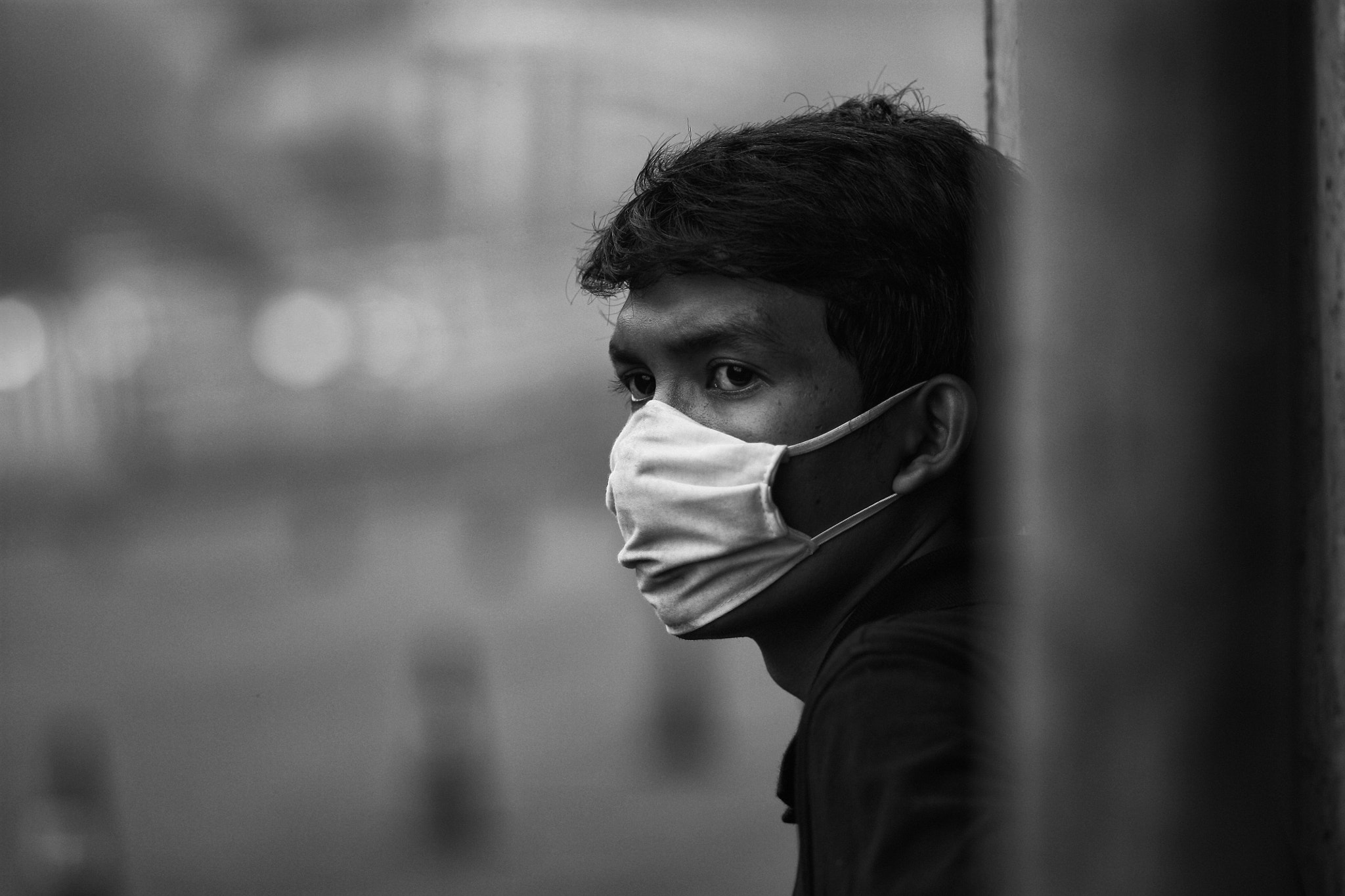 Photograph Masked in Bangkok by Matthew Richards on 500px