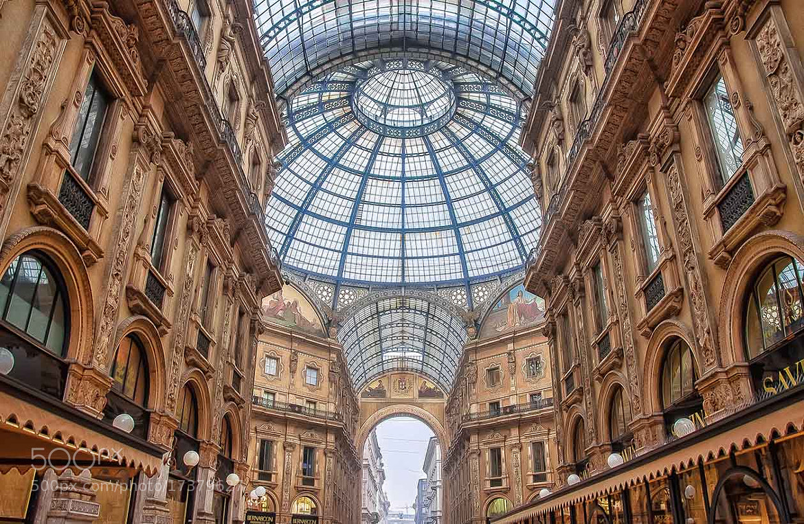 Photograph Octagonal Passage by Giuseppe Sapori on 500px