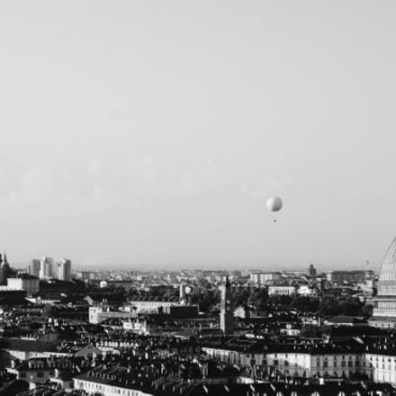 Torino b&w, Canon EOS 550D, Canon EF-S15-85mm f/3.5-5.6 IS USM