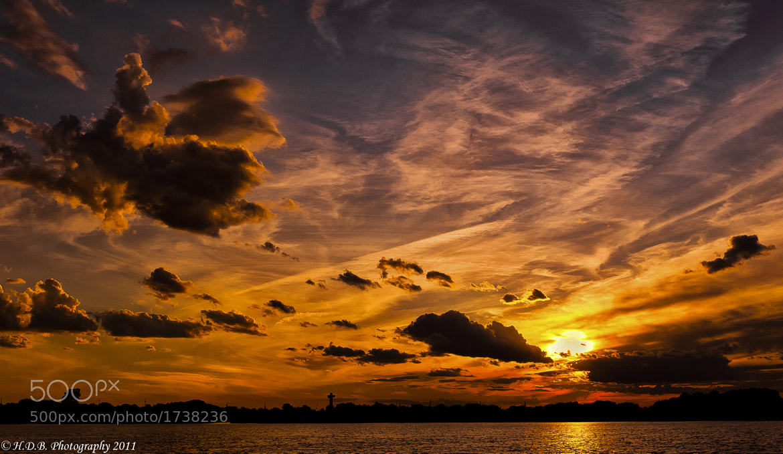 Photograph Orange Glow by Harold Begun on 500px