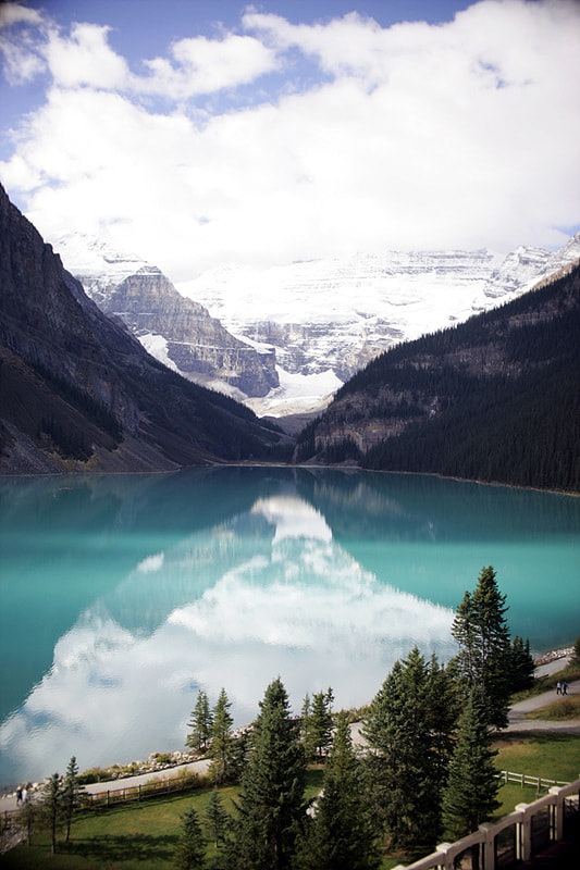 Photograph Lake Louise.. by Gwiyun Park on 500px