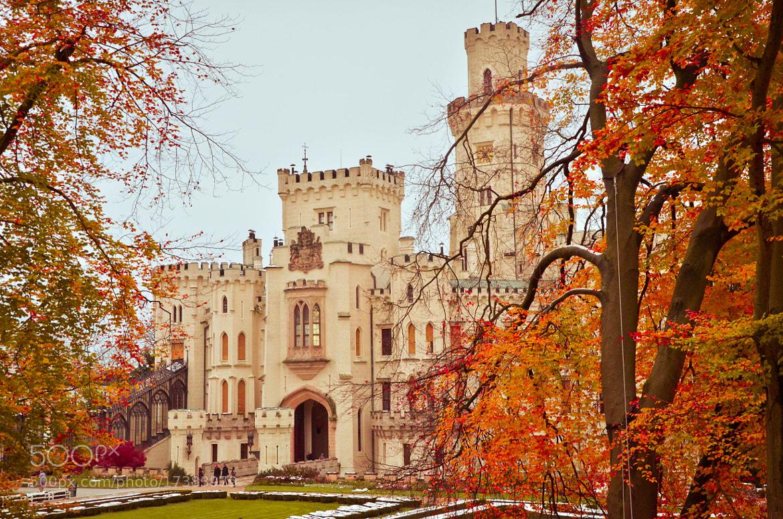 Photograph Hluboka Castle. Czech Republic by Alyona Burtseva on 500px