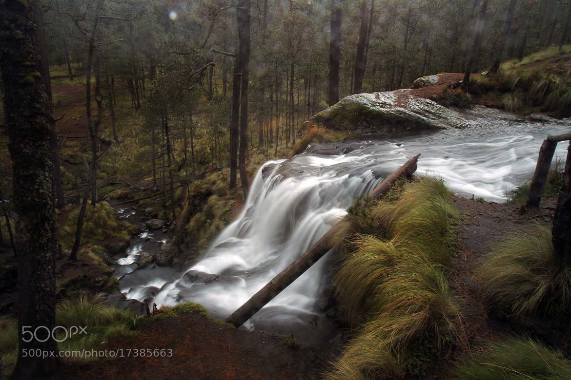 Photograph Waterfall and river from the Volcano by Cristobal Garciaferro Rubio on 500px