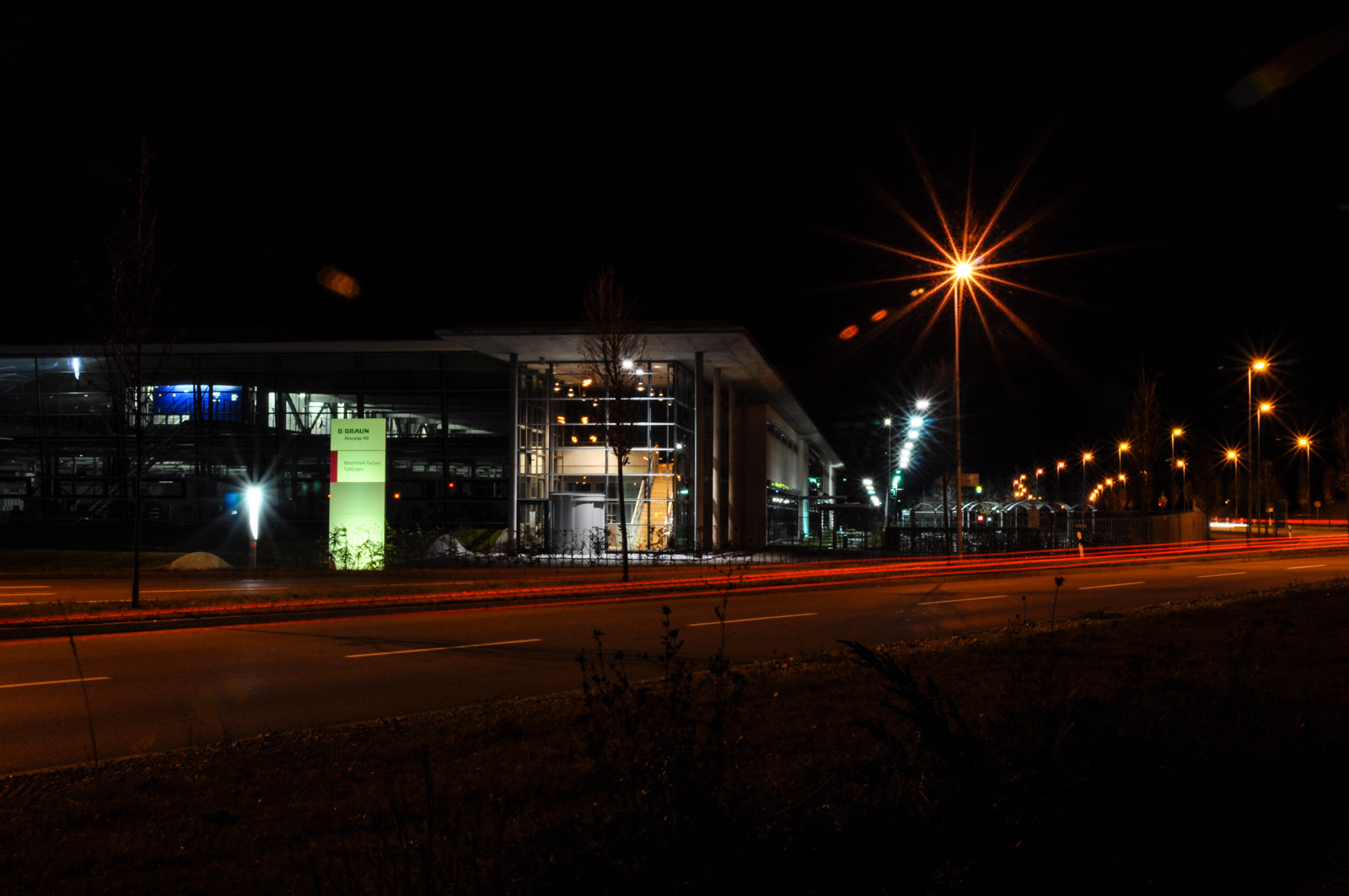 Photograph Aesculap AG - Benchmark Factory by Torsten Trunz on 500px