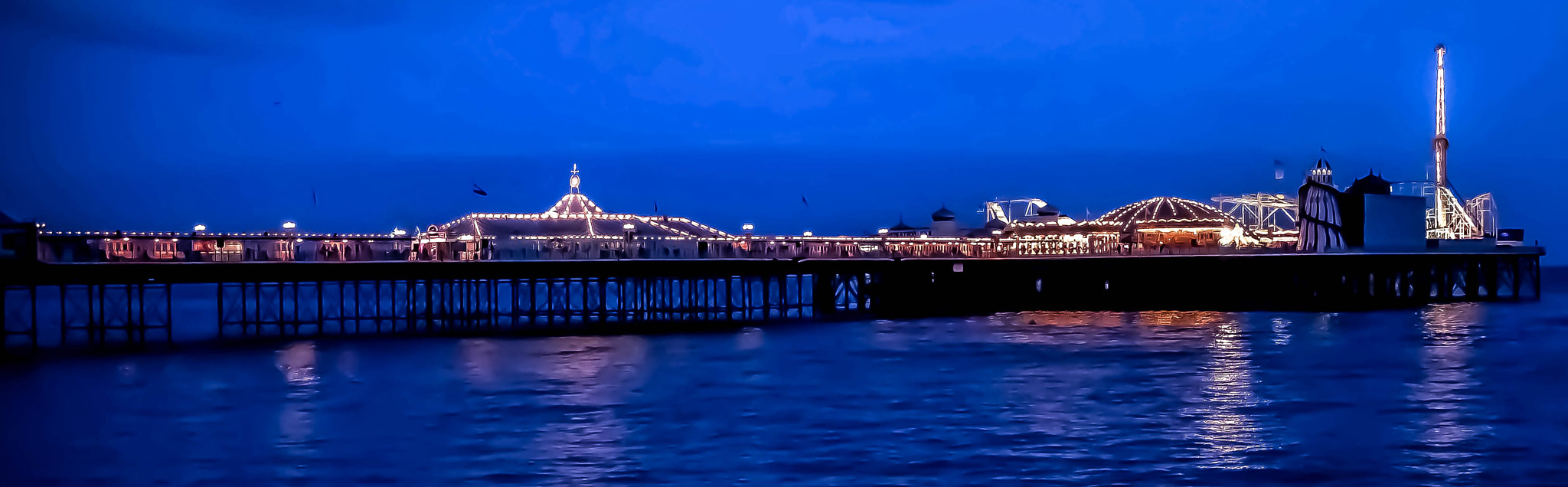 Photograph The Brighton Pier by julian john on 500px