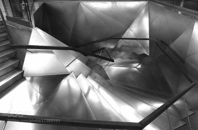 Photograph B&W STUDY - STAIRS by armando cuéllar on 500px