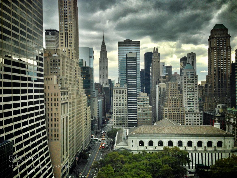 Photograph 42nd St. by Angel Jimenez de Luis on 500px