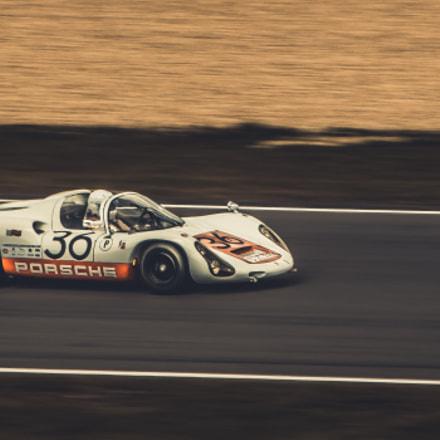 Porsche! Vintage GT