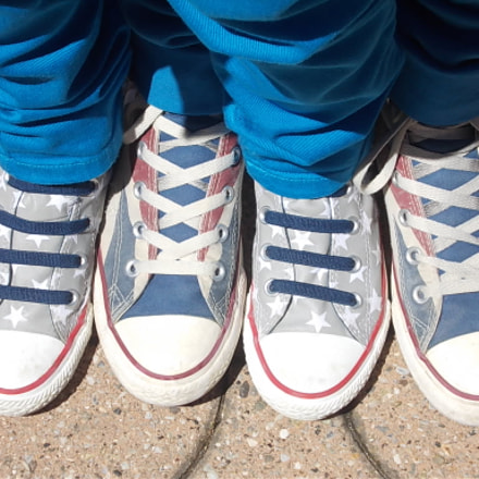 love for sneakers, Nikon COOLPIX L23