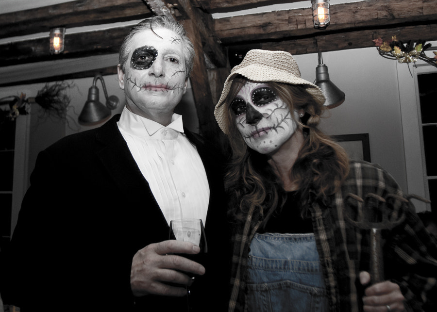 Photograph American Gothic - Halloween Style by Ballroom Pics on 500px
