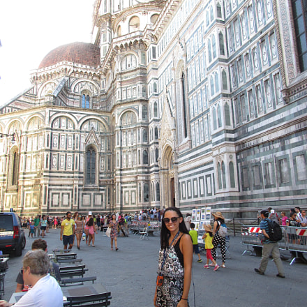 Florence, Italy, Canon POWERSHOT ELPH 350 HS
