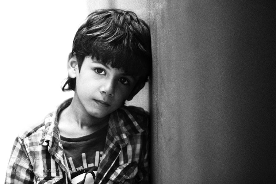 Photograph Boy's hope by Zuhair Ahmad on 500px
