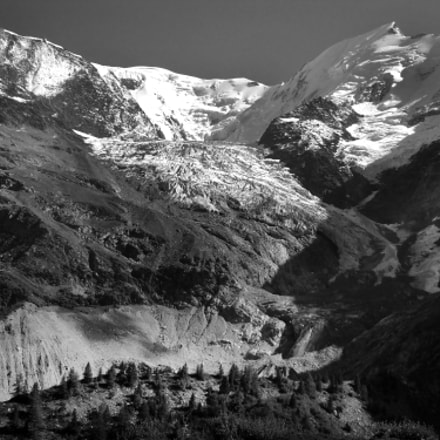The Bionassay Glacier from, Sony DSC-W270