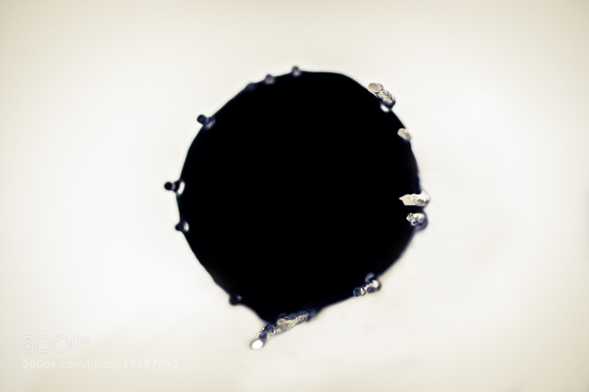 Photograph black hole by Artyom Otlyakov on 500px