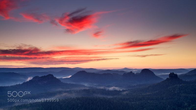 Photograph Saxon Morning by Martin Rak on 500px