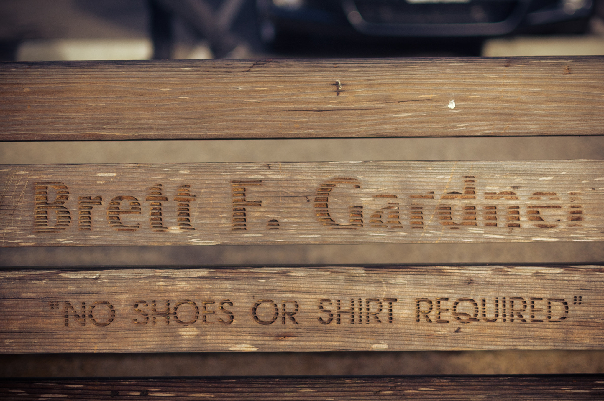 Photograph No Shirts or Shoes Required by Pratik  on 500px