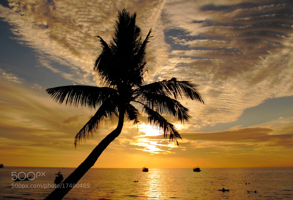 Photograph koh tao sunset 2 by colin beeley on 500px