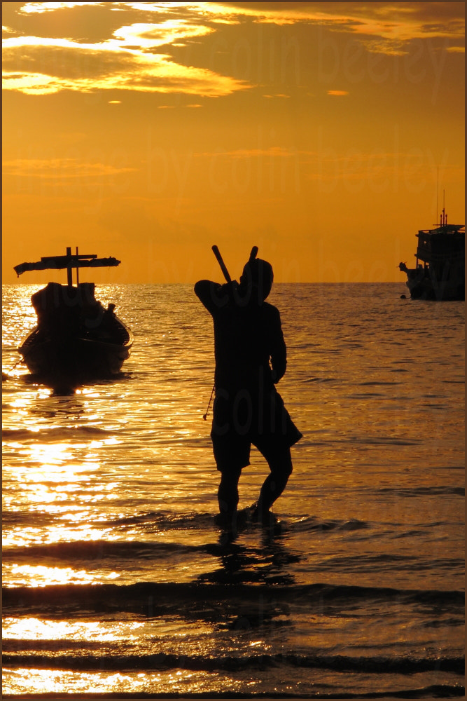 Photograph koh tao sunset 4 by colin beeley on 500px