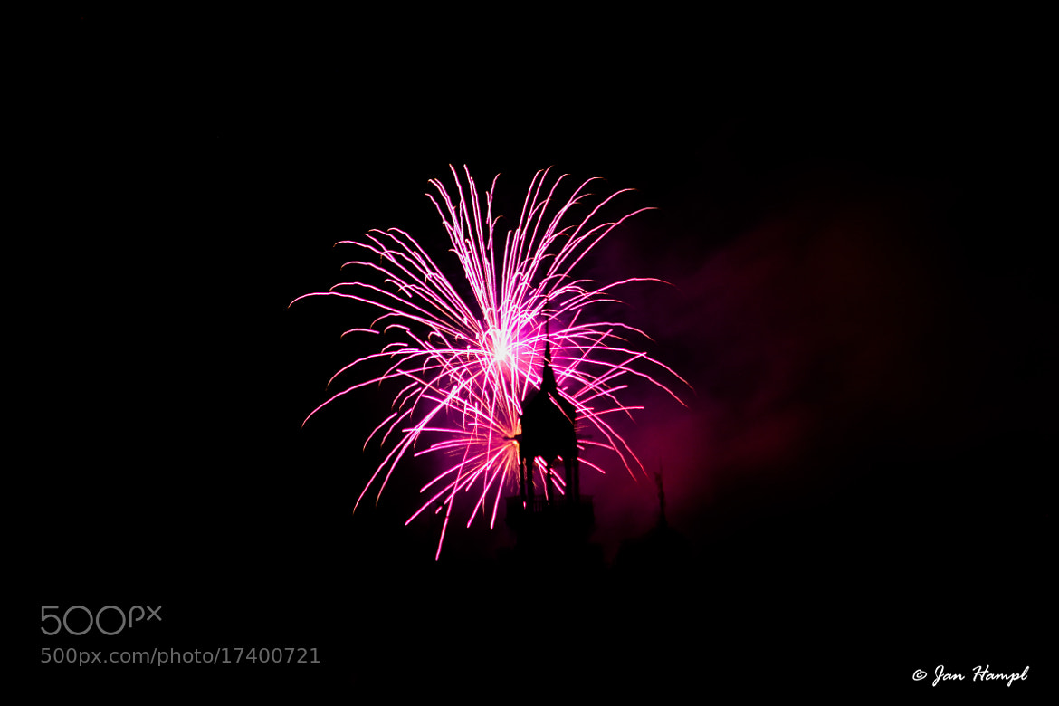 Photograph Firework by Jan Hampl on 500px