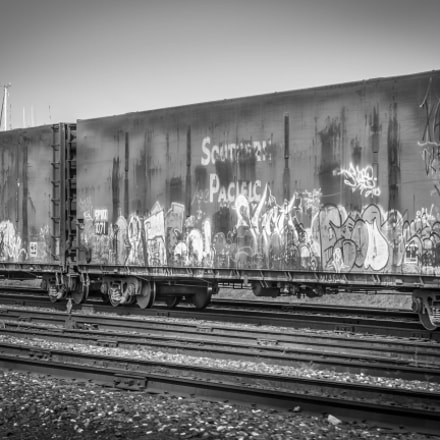 Southern Pacific, Canon EOS 600D, Tamron AF 28-300mm f/3.5-6.3 XR LD Aspherical [IF] Macro
