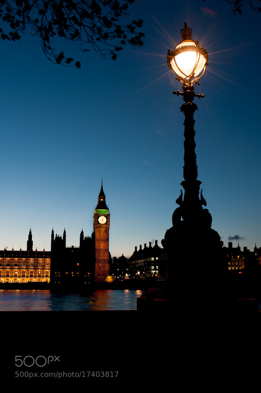 Photograph Big Ben II by Hubert Mical on 500px