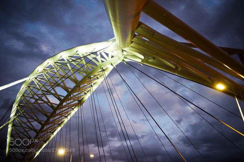 Photograph Bridge - Ponte Garbatella - Ostiense by Andrea Pace on 500px