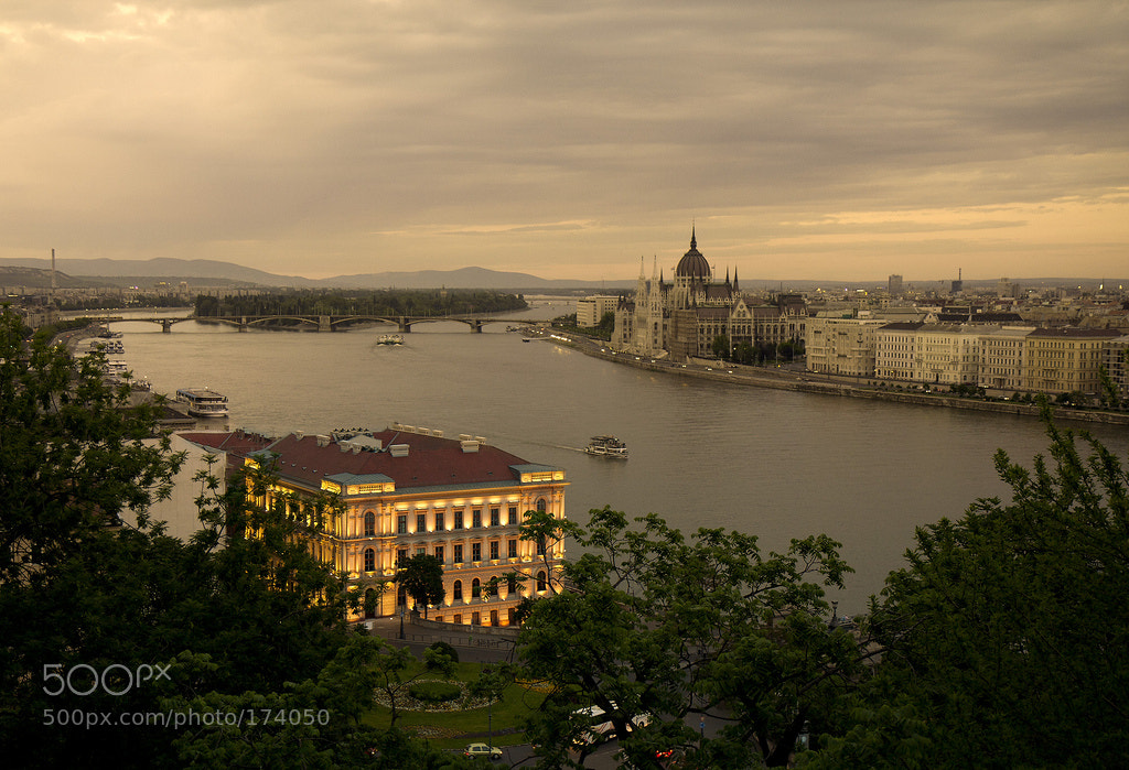 Photograph Budapest by Alexei Popkov on 500px