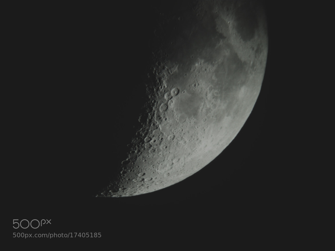 Photograph Moon - 19 mai 2010 by Nicolas Thomas on 500px