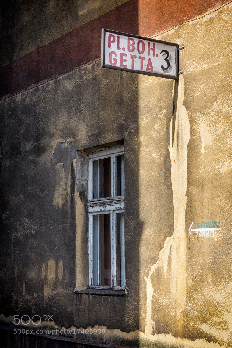 Photograph Kraków Ghetto, Poland by Ron Bearry on 500px