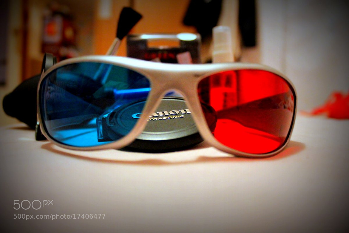 Photograph red and blue by Виктор Яговитин on 500px