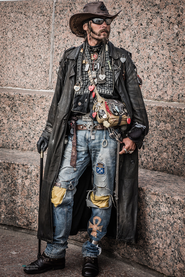 Russian Cowboy