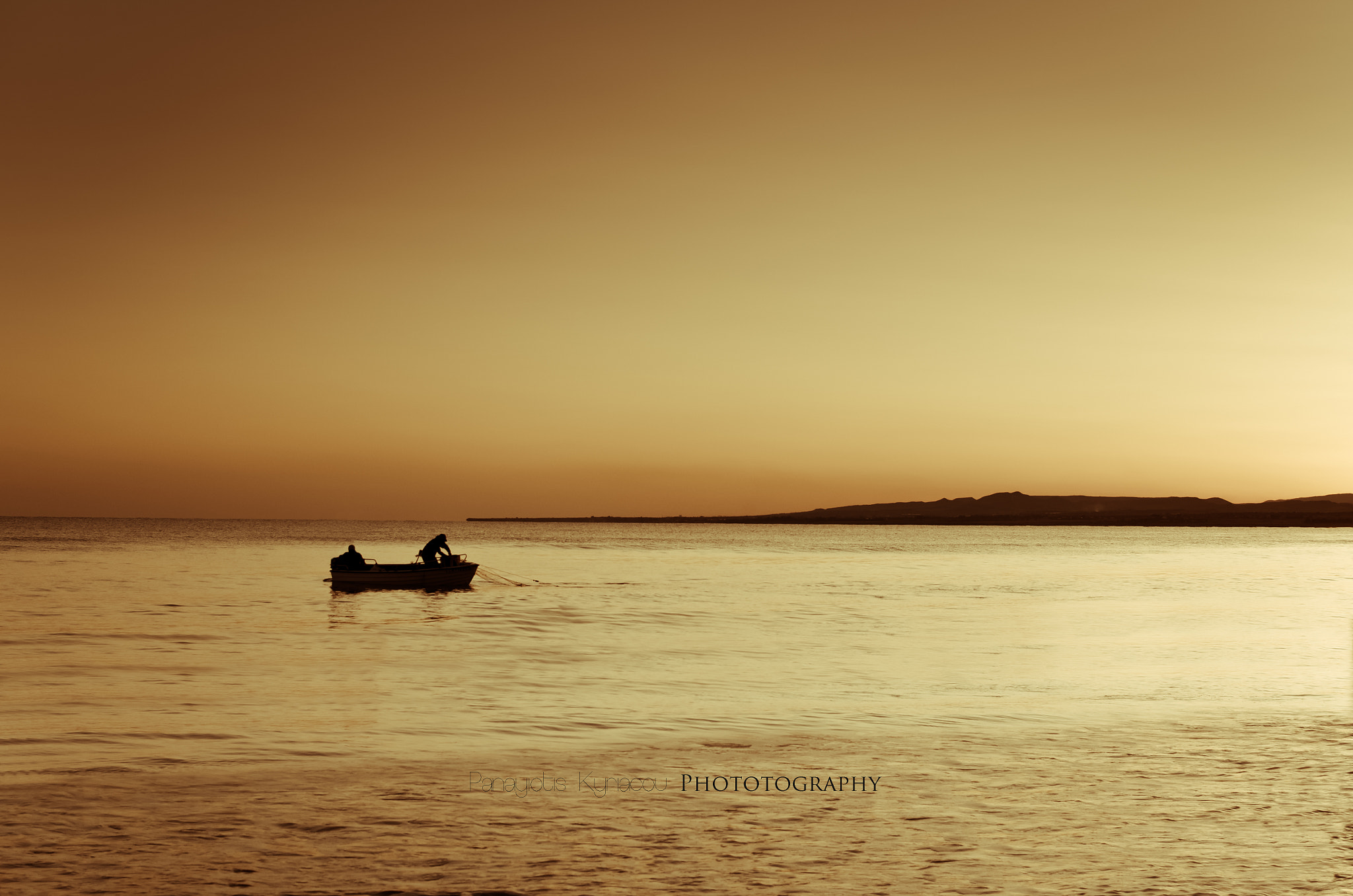 Photograph Fishing for gold by Panayiotis Kyriacou on 500px