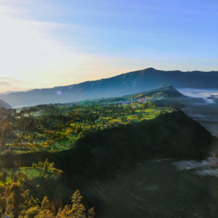 Mount Bromo, Canon EOS 70D, Canon EF-S10-22mm f/3.5-4.5 USM
