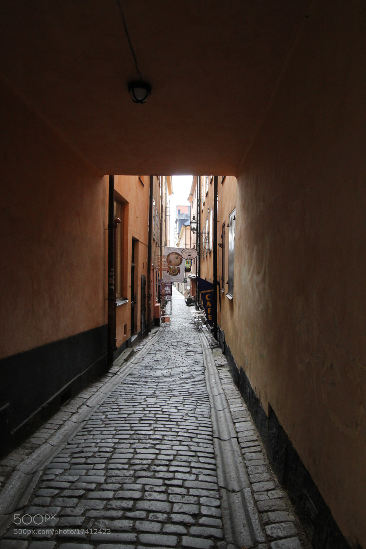 Photograph Gøta í Gamla Stan by Pól hans Joensen on 500px