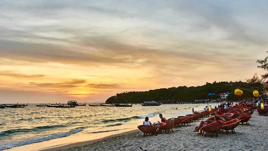Serendipity Beach - Sihanoukville by NHA NGUYEN on 500px.com
