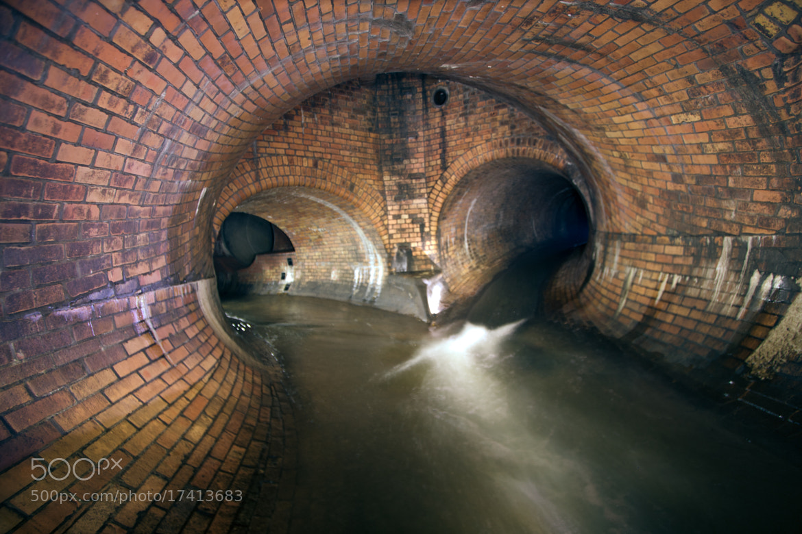 Photograph Drain by Daniel  Dank on 500px