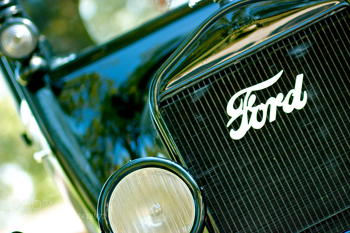 Photograph Ford Model T by Eric Booth on 500px