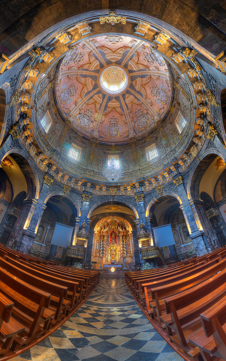 Photograph Basilica of St. Ignatius of Loyola  by Gonzalo Solas on 500px