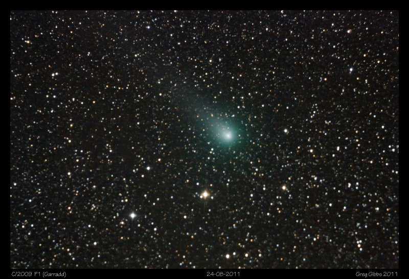 Photograph Comet Garradd by Greg Gibbs on 500px