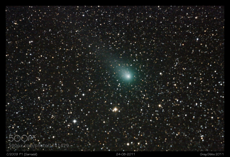 Photograph Comet Garradd by Greg Gibbs on 500px